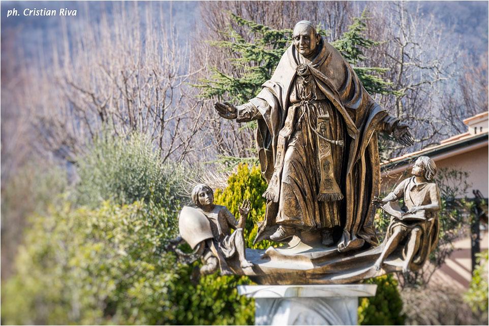 Monte Canto: San Papa Giovanni XXIII a Cà Maitino