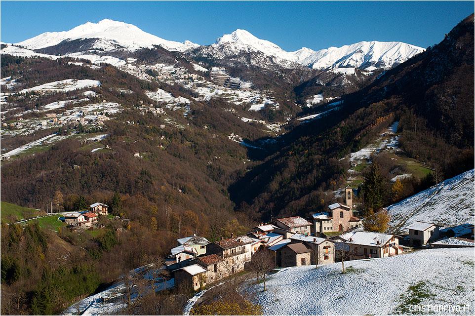 San Pellegrino - Borgo di Alino