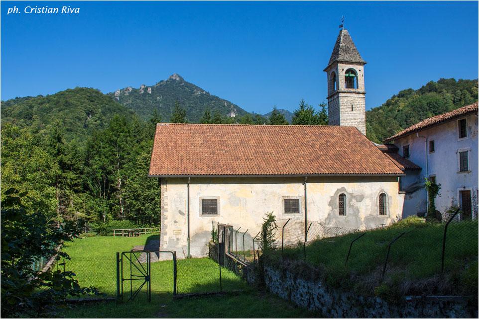 Val Taleggio - Grotta dei Partigiani: