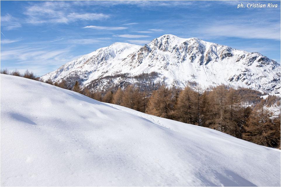 Ciaspolata sul Monte Pagano: Motto della Scala