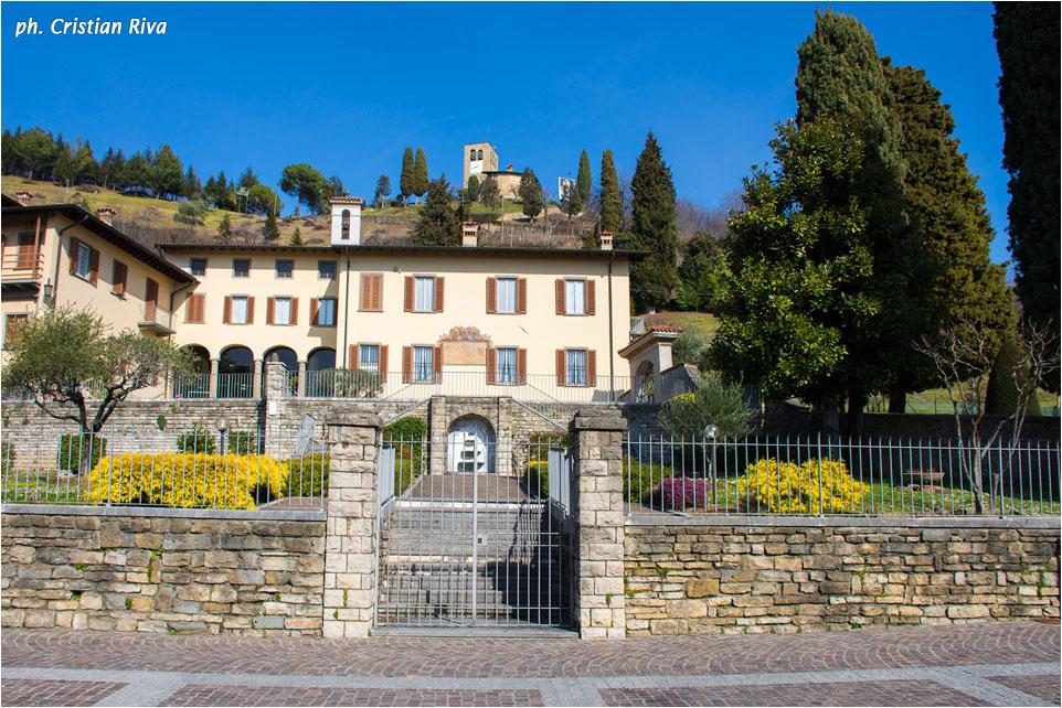 Monte Canto: Ca Maitino a Sotto il Monte Giovanni XXIII