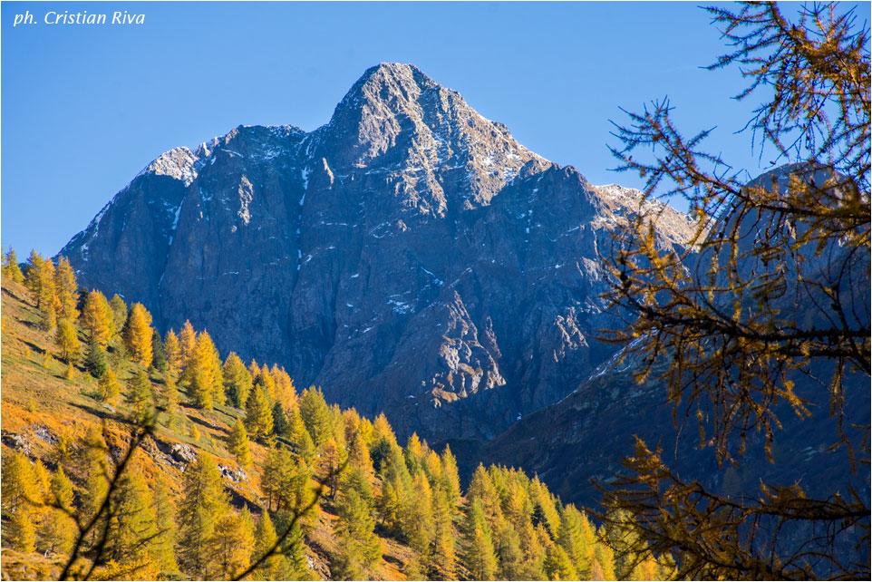 Autunno alla baita Armentarga: monte Aga