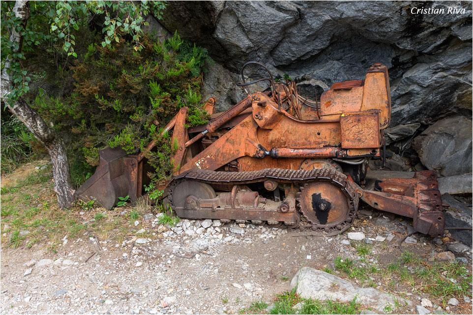 Val Codera - Anello di San Giorgio: lungo il percorso