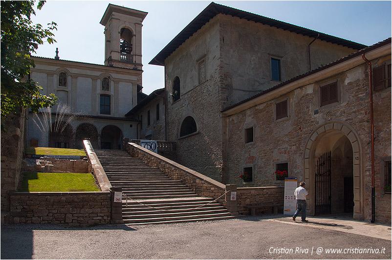 Bergamo, sentiero dei monasteri  - Chiesa del Santo Sepolcro