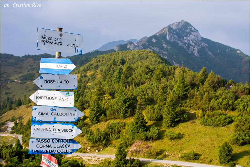 Corna Blacca - Passo Tortole