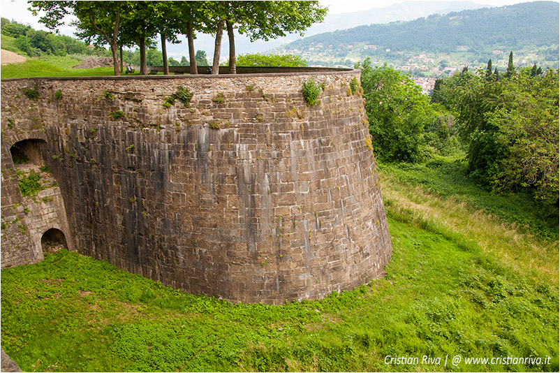 Bergamo, Valverde: bastione