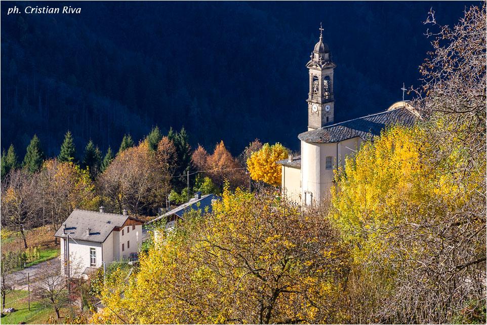 Cima Baresi e Porta delle Cornacchie: frazione Baresi