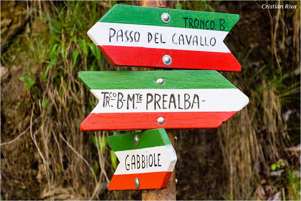 Sentiero Partigiano Tranquillo Bianchi, Lumezzane