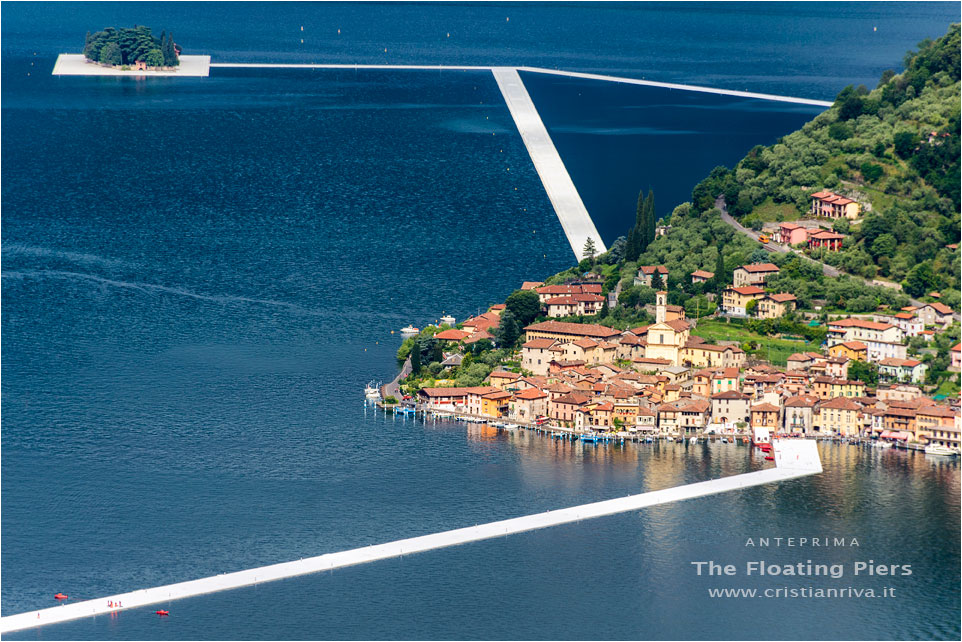 The Floating Piers – Anteprima