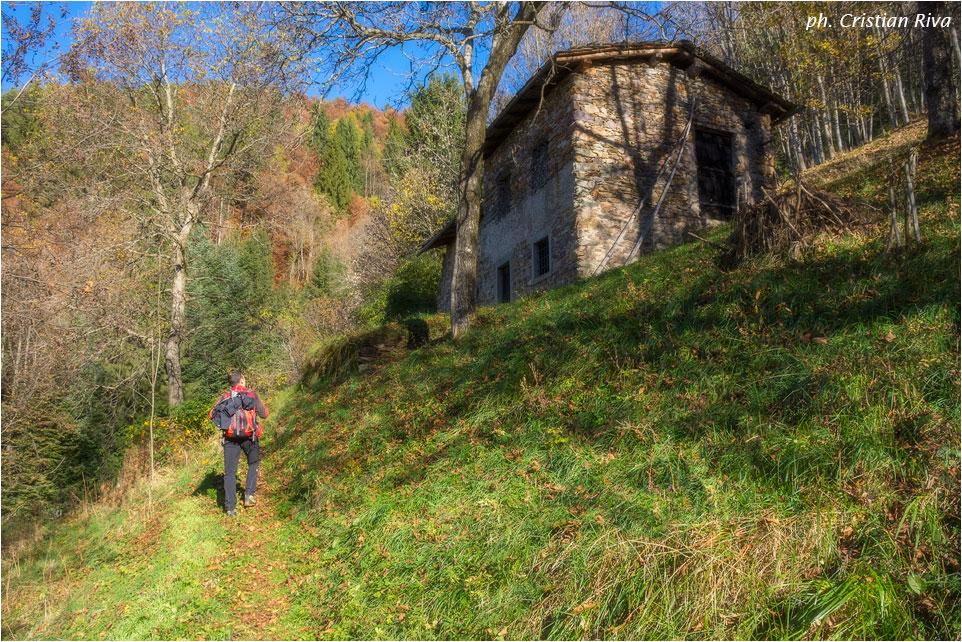 Cima Baresi e Porta delle Cornacchie