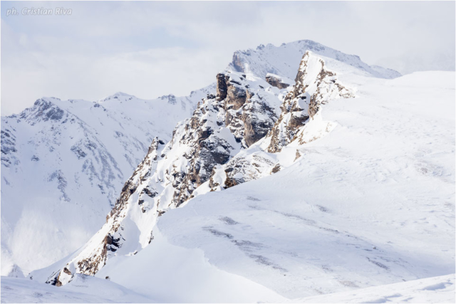 Ciaspolata sul Monte Cazzola: Punta d'Orogna