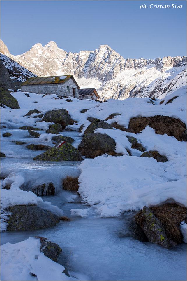 La valle Adamè e la sua baita