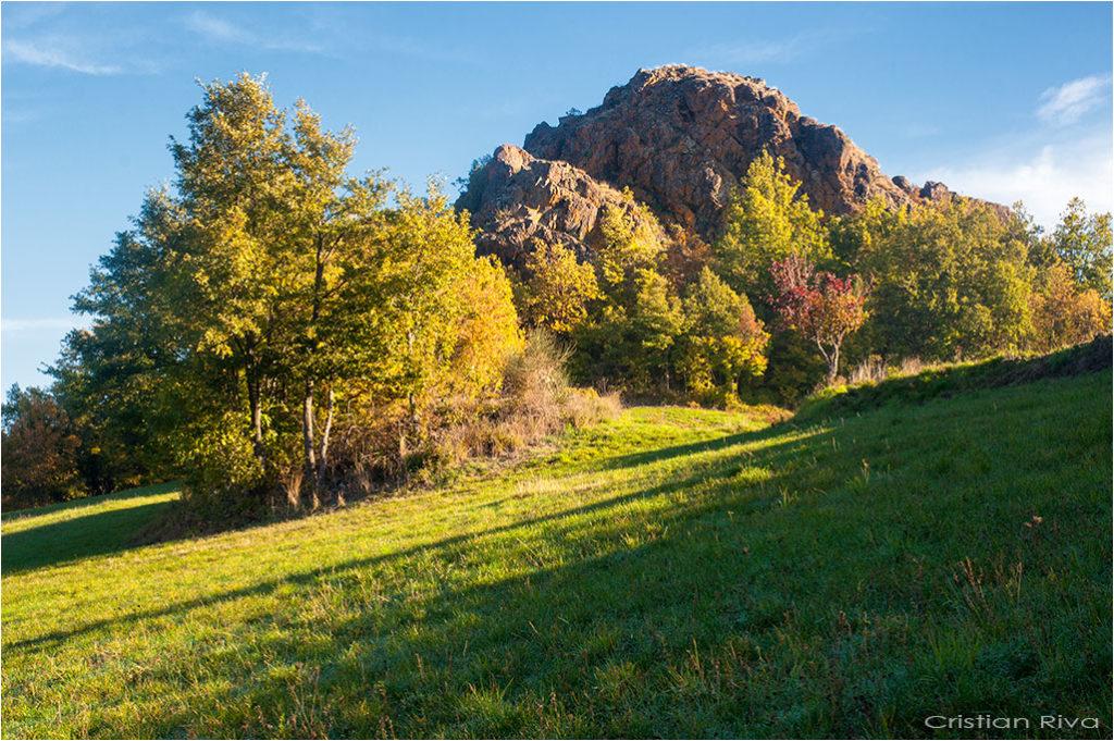 Val Trebbia - Anello del Brugnello: Bric Carana