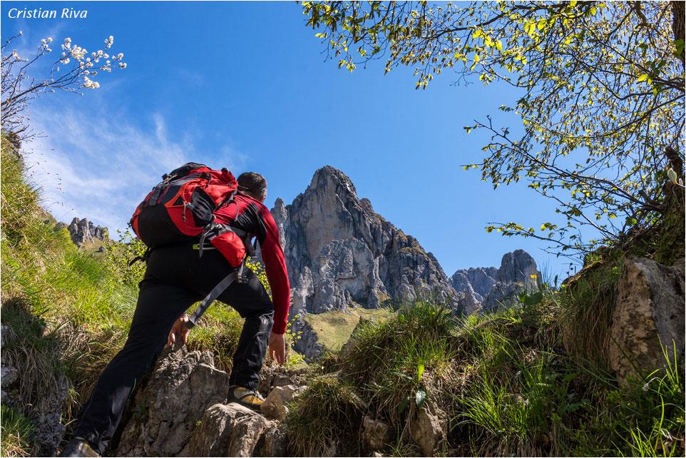 Rifugio Rosalba – Sentiero delle Foppe