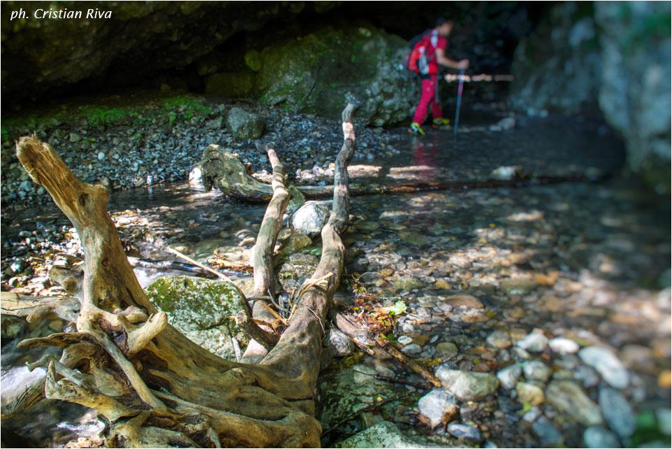 Val Taleggio - Grotta dei Partigiani