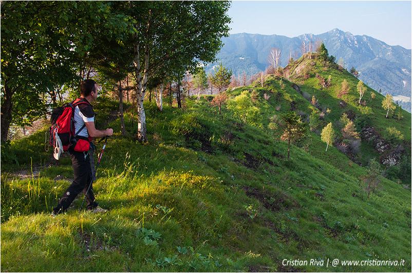 Anello di Cima Parè: monte Cimiero