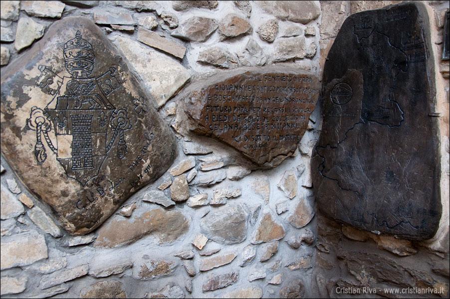 Sentiero Papa Giovanni XXIII: casa natale di Papa Giovanni