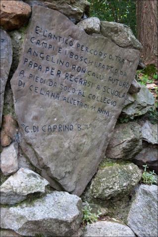 Sentiero Papa Giovanni XXIII