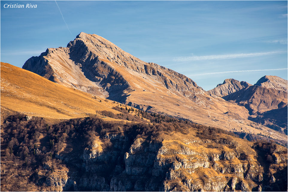 Monte Vaccareggio: Pizzo Arera