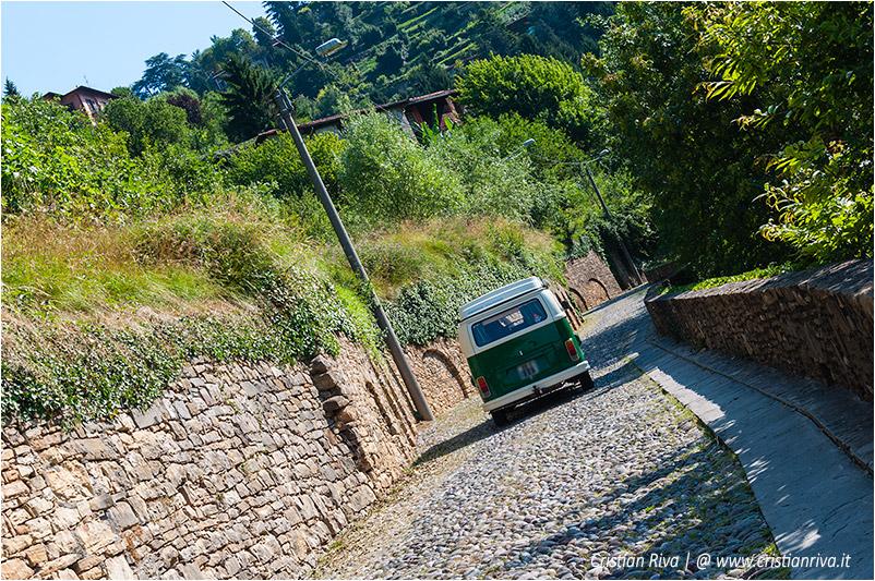 Bergamo, sentiero dei monasteri - via Astino