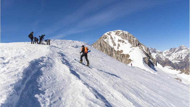 Escursione ad anello sul monte Ferrantino