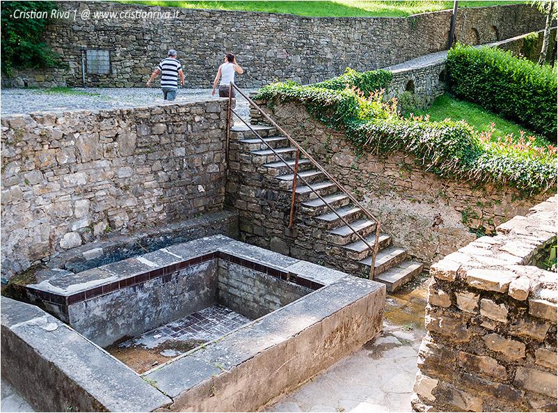 Bergamo, sentiero dei monasteri - Antico lavatoio
