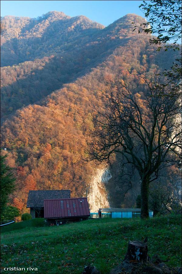 Sentiero attrezzato del Gallavesa