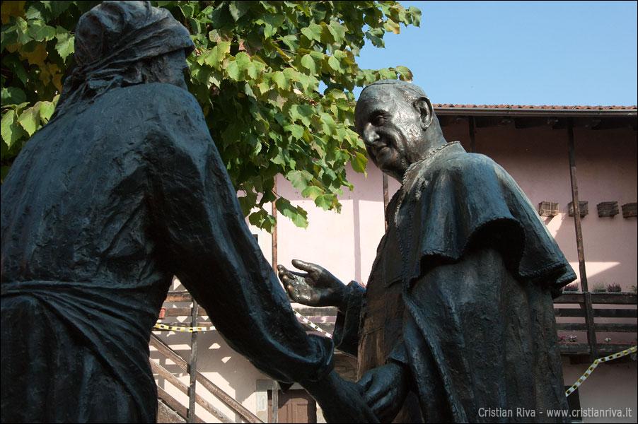 Sentiero Papa Giovanni XXIII – 1^ parte