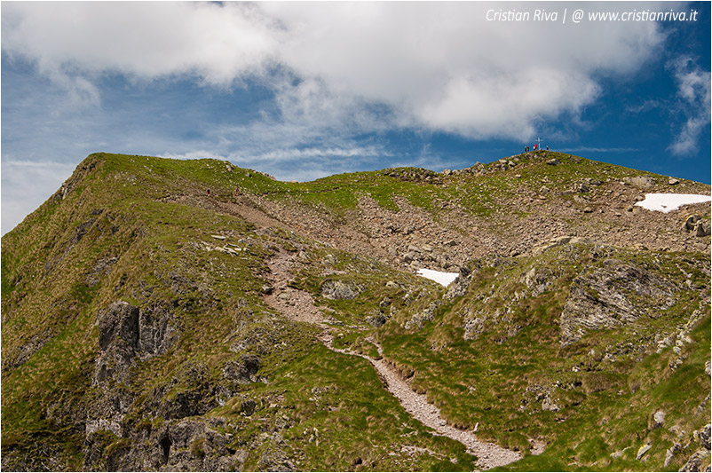 Anello rifugio Benigni: cima Piazzotti