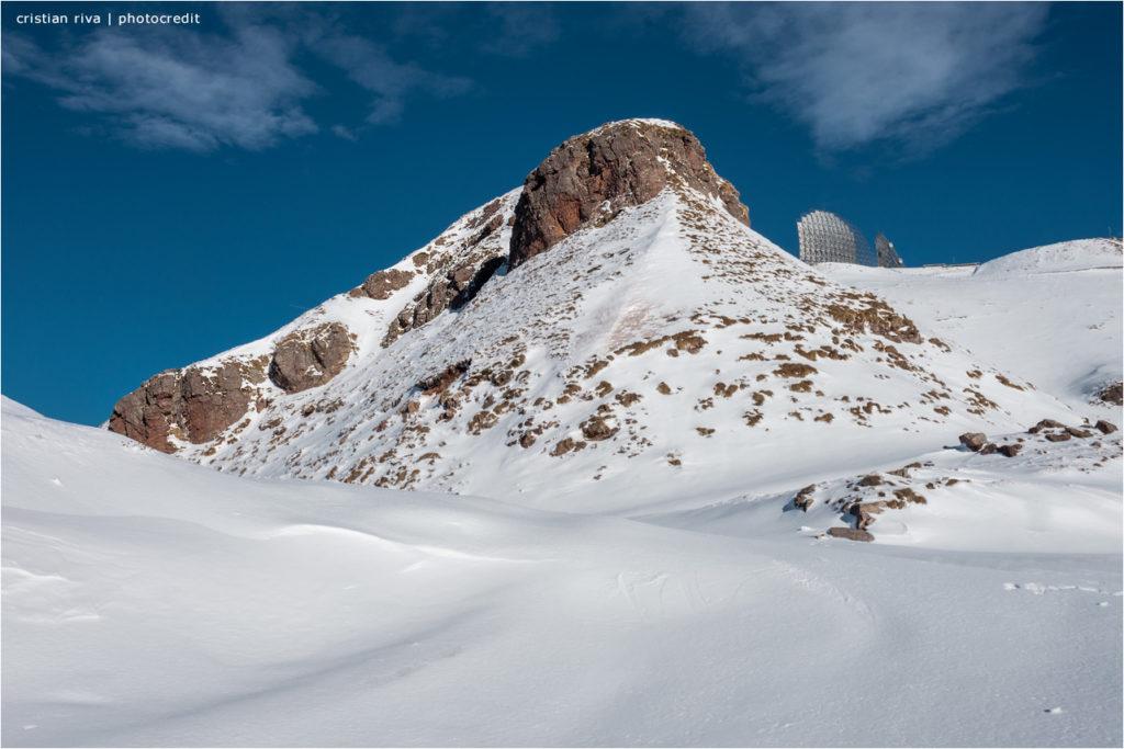 Ciaspolata su Punta Auccia