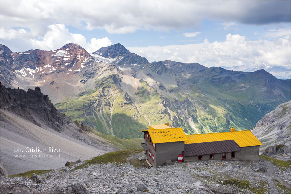 Val Zebru' – Rifugio Quinto Alpini