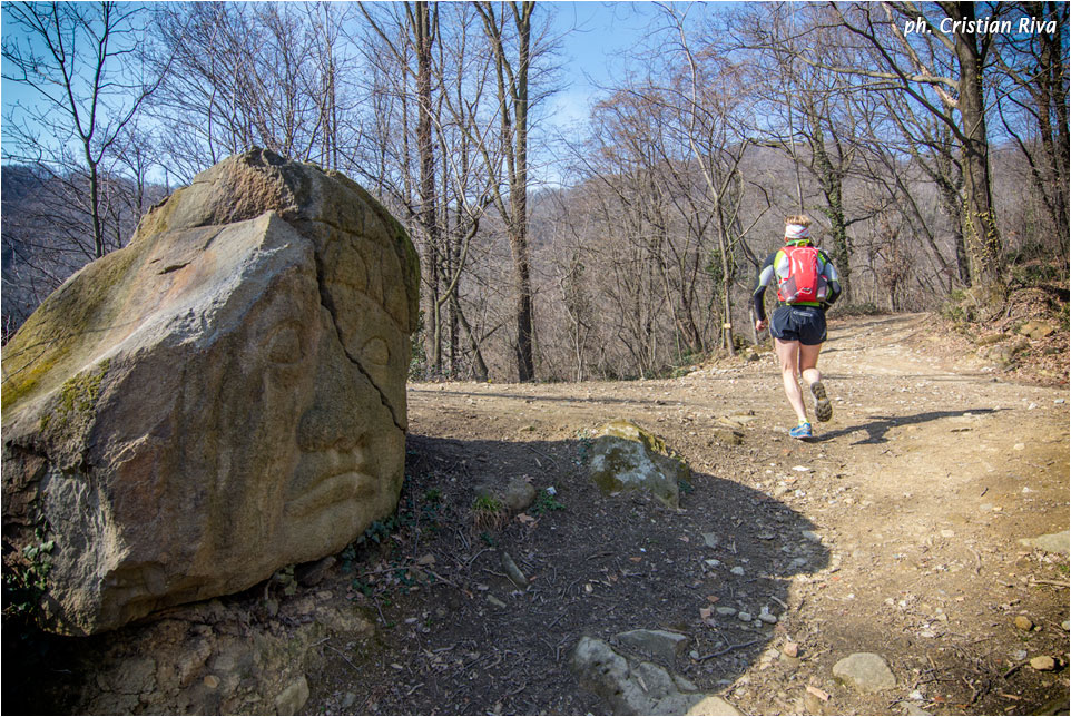 Monte Canto: runners