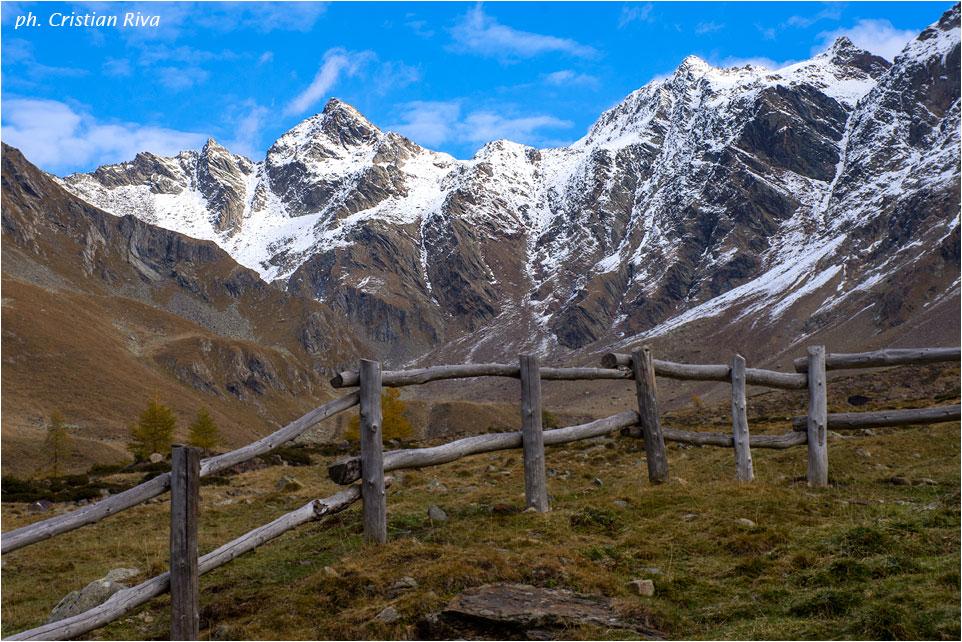 Val Grande di Vezza d'Oglio: cima di Pietra Rossa