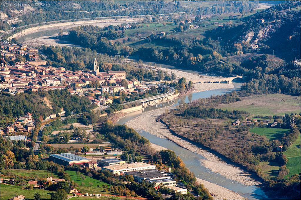 Val Trebbia - Anello del Brugnello: il Trebbia e Bobbio