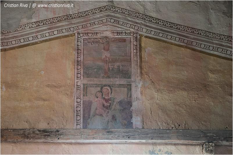 Pizzo di Cusio e Monte Disner: oratorio di San Giovanni Battista
