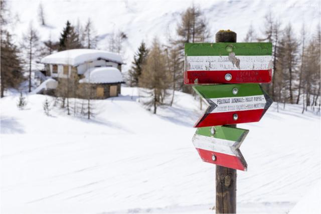 Sentiero Brigata Fiamme Verdi Schivardi e Tosetti