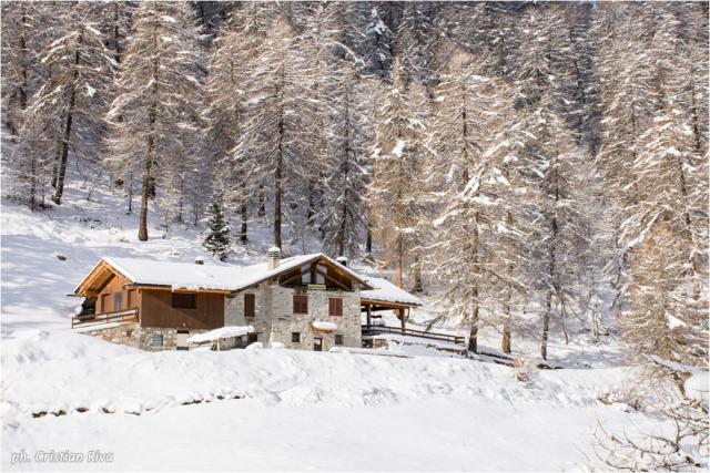 Ciaspolata in Val Canè: agriturismo Val Canè