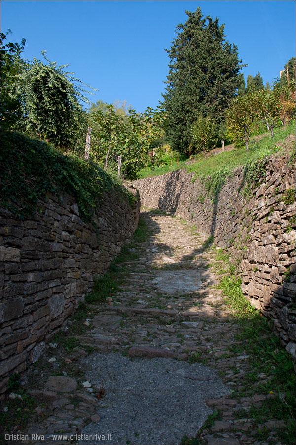 Sentiero Papa Giovanni XXIII: località Mulini
