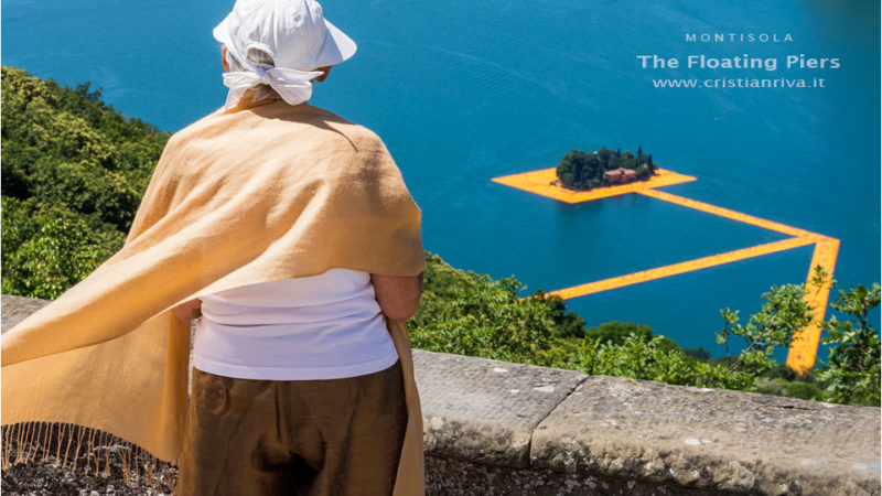 The Floating Piers - Anello di Montisola
