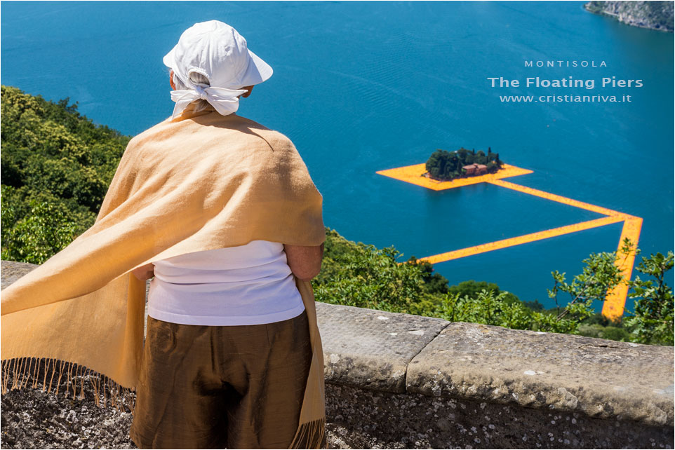 The Floating Piers – Anello Montisola