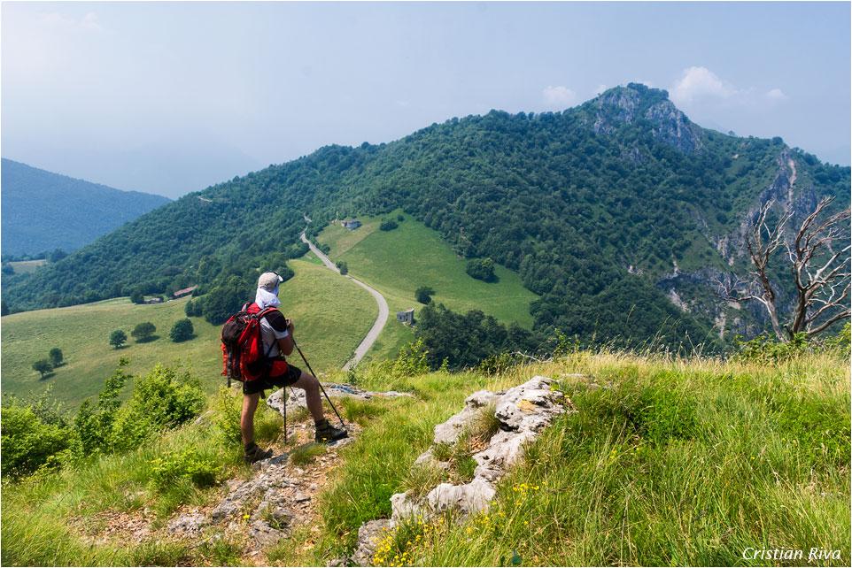 Anello dei pizzi di Parlasco: monte San Defendente