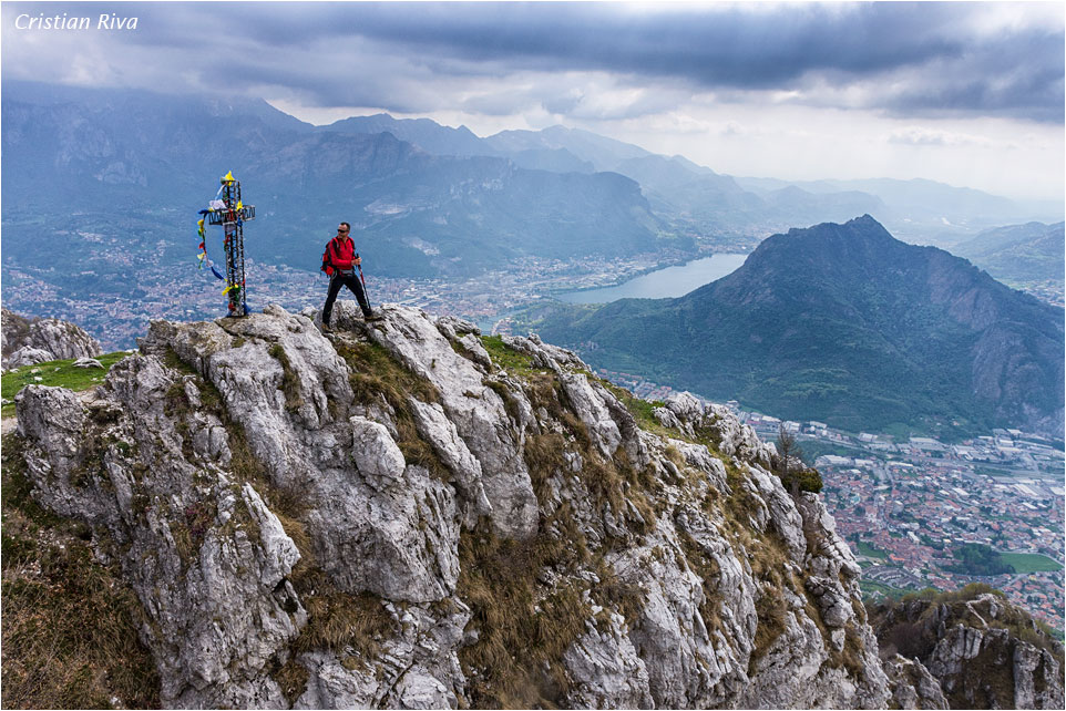 Monte Moregallo via Preguda