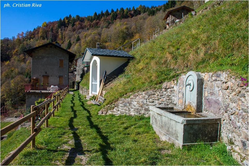 Cima Baresi e Porta delle Cornacchie: località Piccarelli