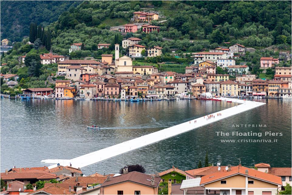 Santa Maria del Giogo: the Floating Piers