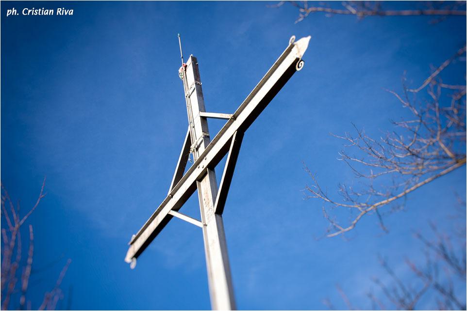 Monte Canto: la croce di Vetta