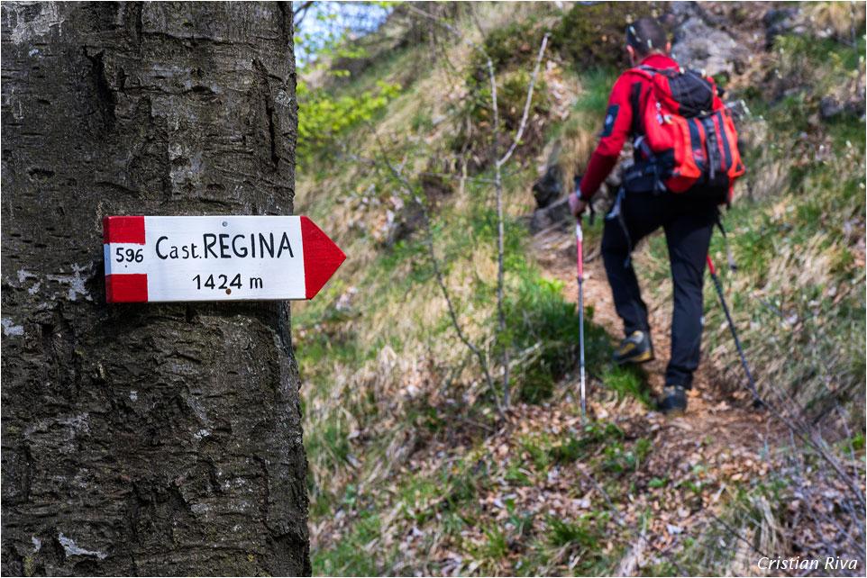 Pizzo Cerro Castel Regina monte Foldone