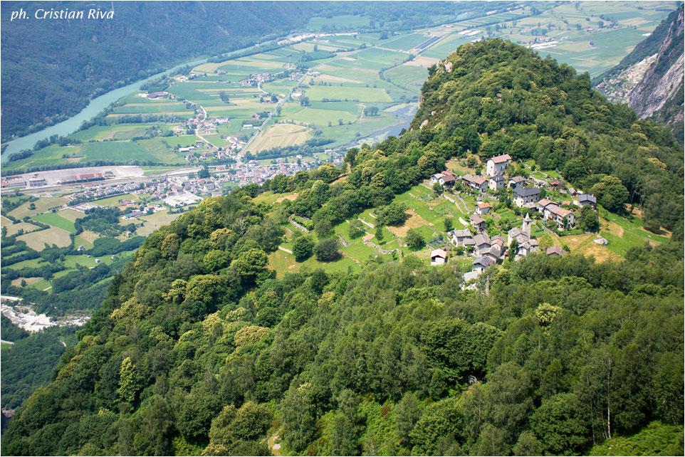 Val Codera - Anello di San Giorgio