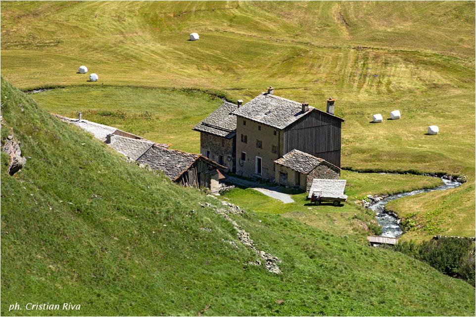 Grevasalvas ed il villaggio di Heidi