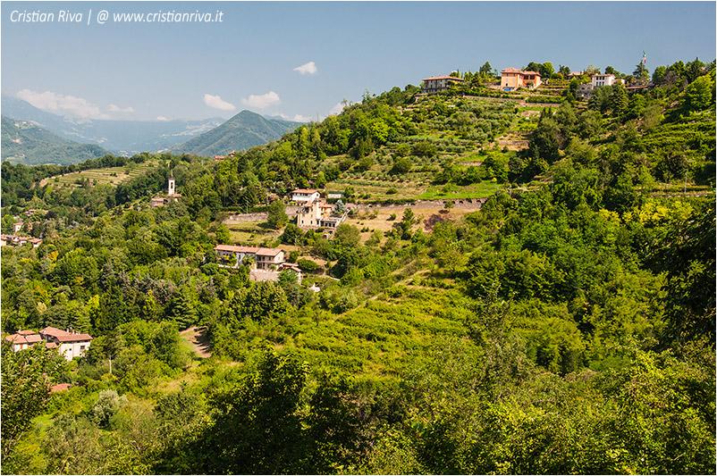 Bergamo, sentiero dei monasteri - I colli di Bergamo
