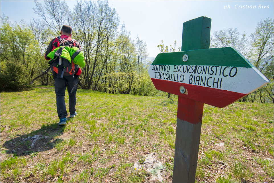 Sentiero Partigiano Tranquillo Bianchi – A